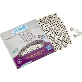 KMC X-10 SL Bicycle Chain silver